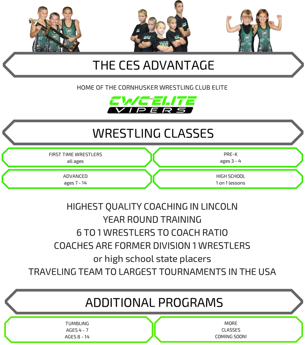 COMPETITVE EDGE TRAINING CENTER