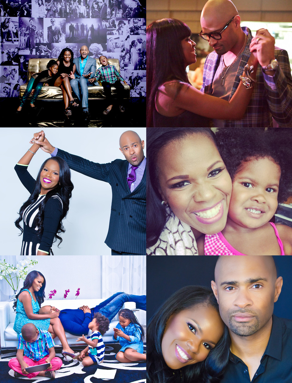 myesha chaney family photos