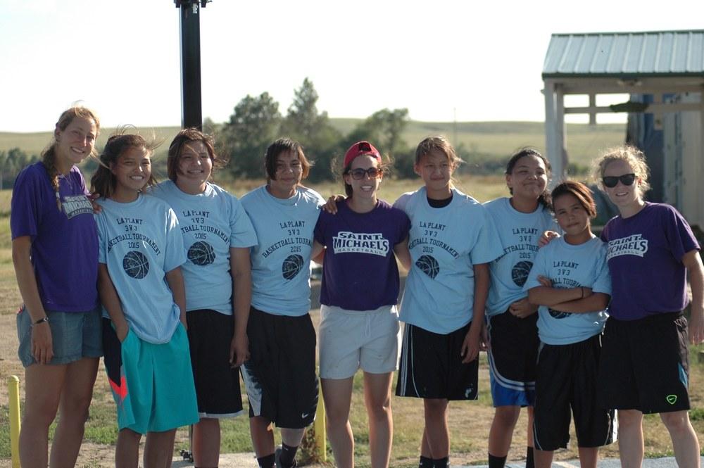 A youth-led 3x3 basketball tournament!