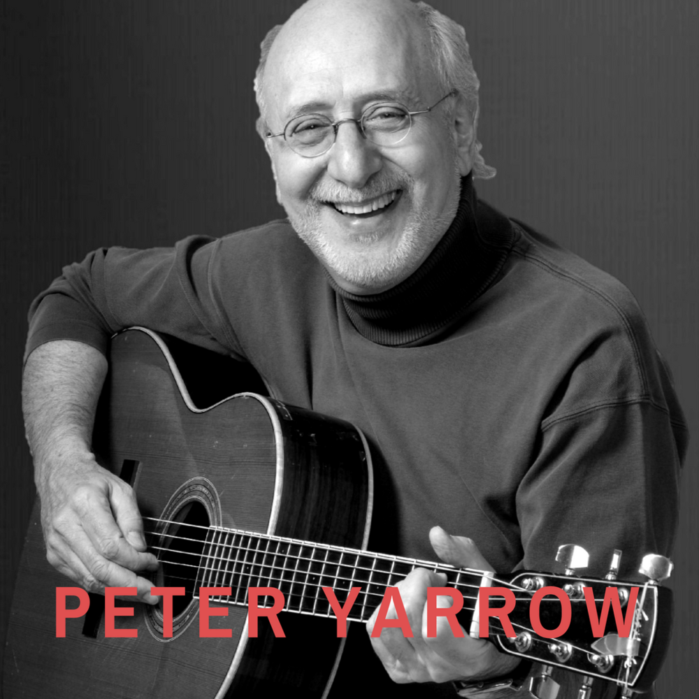 Peter Yarrow was one-third of the world-famous folk music group, Peter, Paul and Mary. Peter co-wrote hits like Puff the Magic Dragon. He is a social and political activist as well as a friend of Simply Smiles.