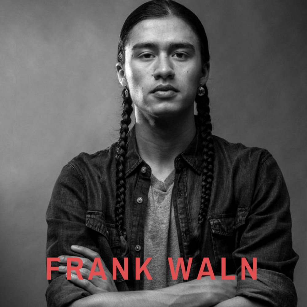 Frank Waln is a Sicangu Lakota hip hop artist who has been featured on MTV's Rebel Music. Frank will be performing with indigenous dancers Lumhe and Samsoche Sampson.