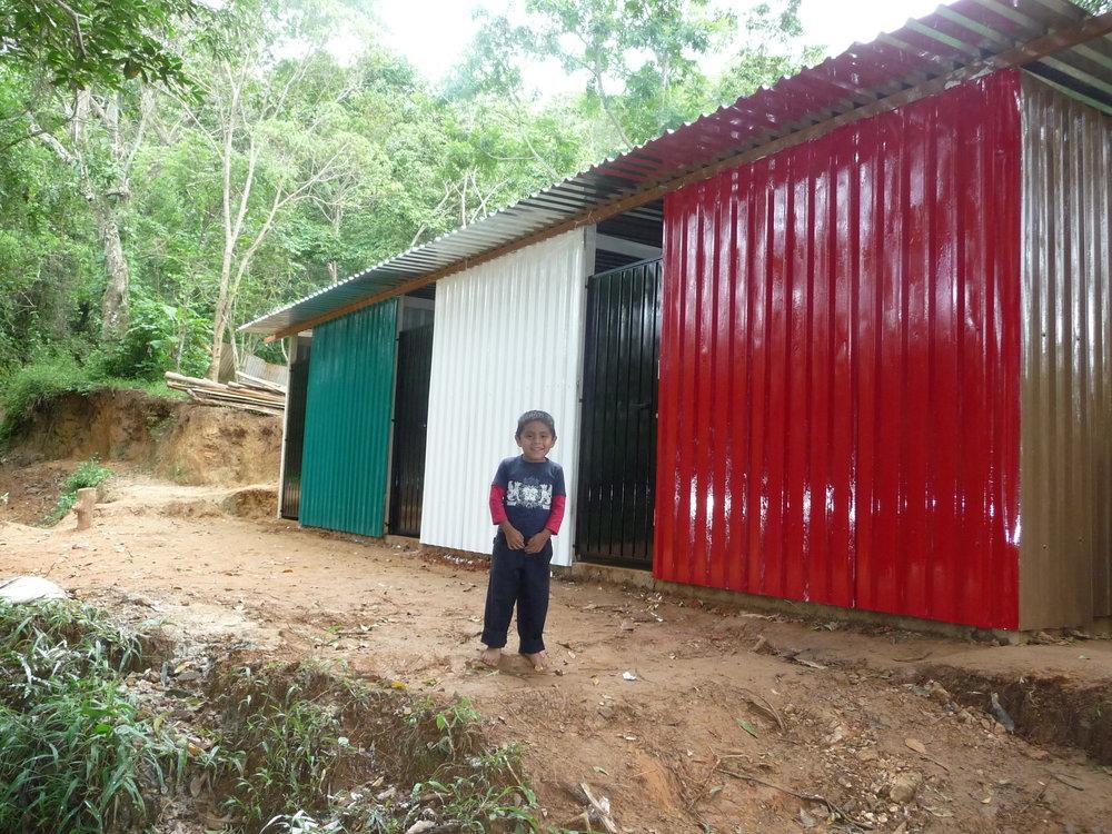 2 Schools Built