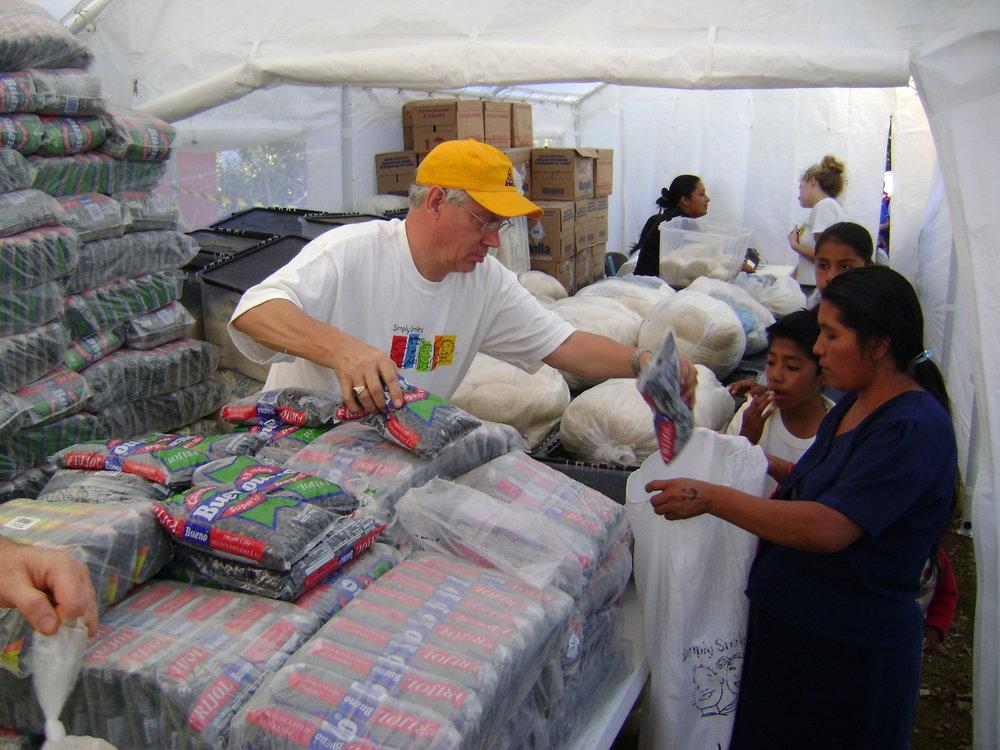 Emergency Food Aid