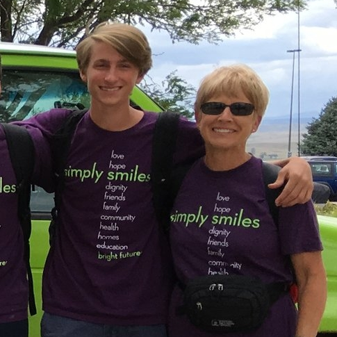 One of the beautiful things about Simply Smiles is its capacity to bring people together, not only in its areas of operation but also through volunteering. - Caleb, Connecticut