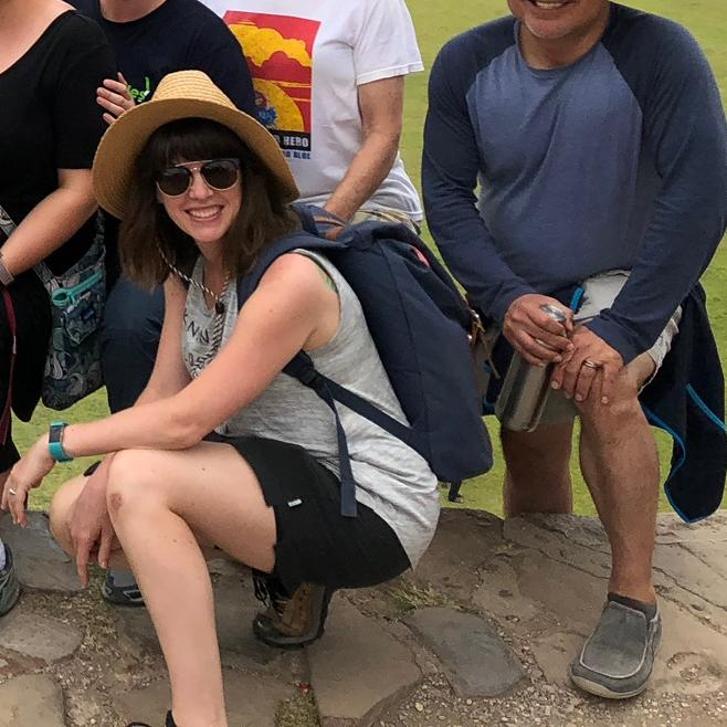 """""""Le he dicho a todo el mundo sobre Oaxaca. Los niños tienen mi corazón, y espero regresar pronto."""" - Lauren, Kansas"""