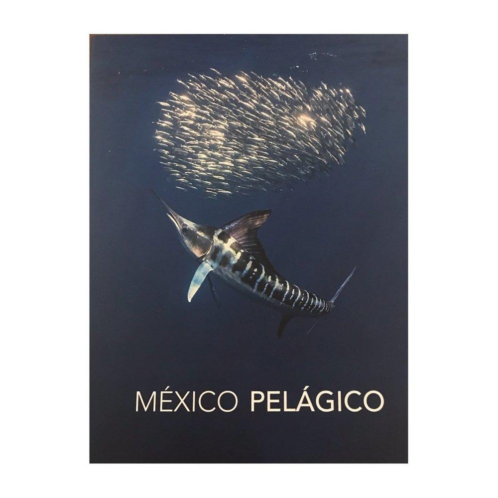 Mexico Pelagico libro