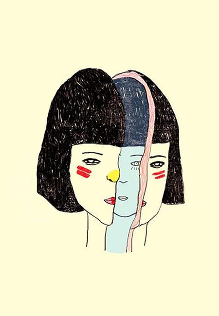 She hides, she seeks  by  Diela Maharanie