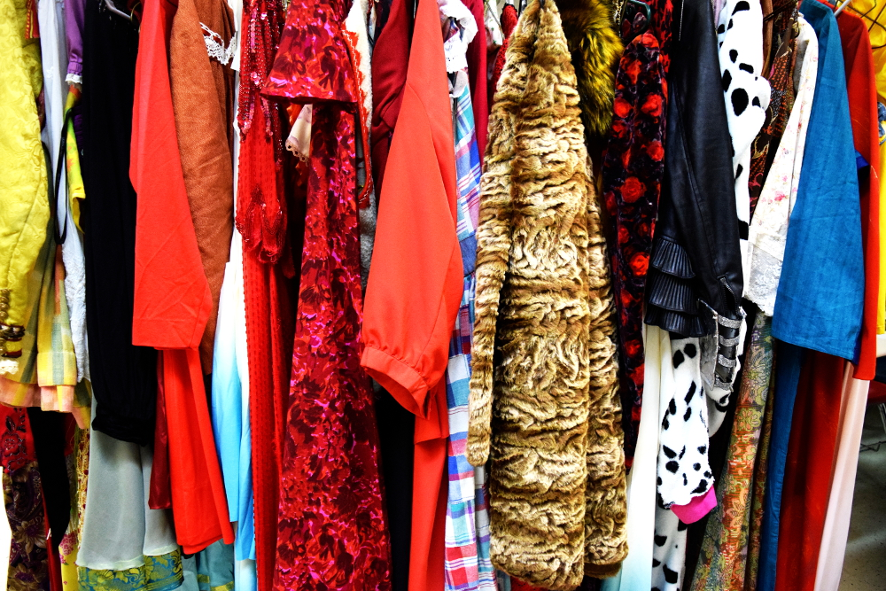 The Costume Rack