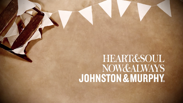 JOHNSTON & MURPHY / HEART & SOUL