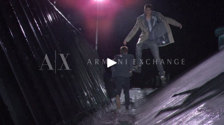 ARMANI EXCHANGE / ROOFTOP