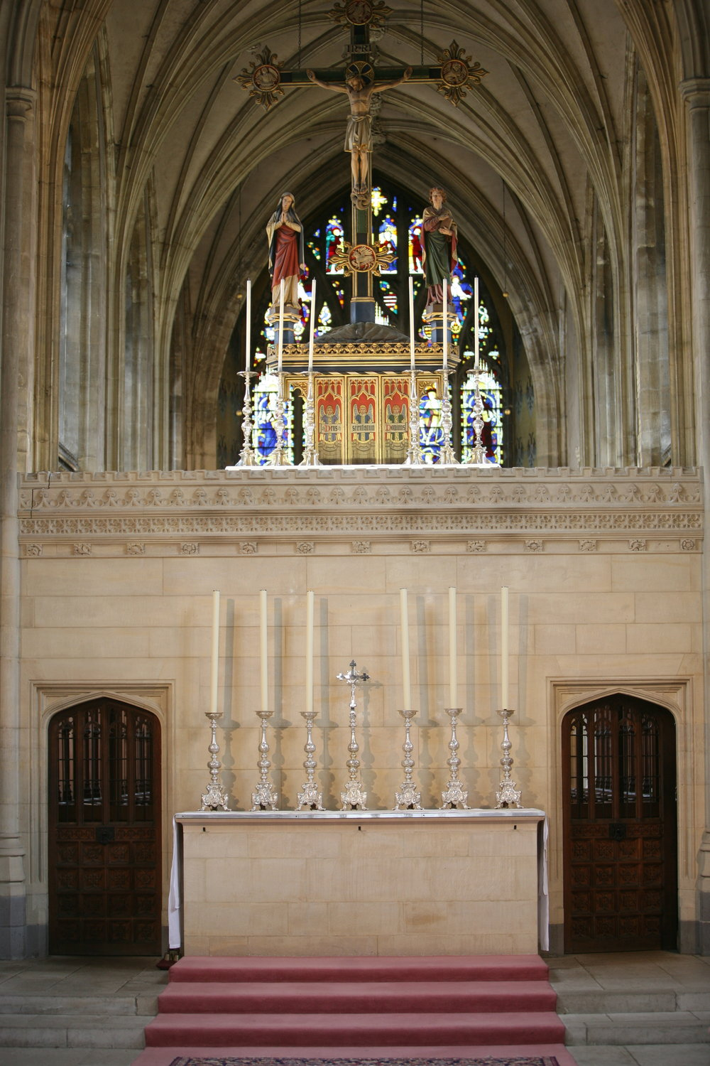 Chapel of The Resurrection, Pusey House, Oxford