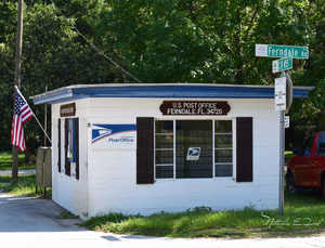 Cutest post office ever!