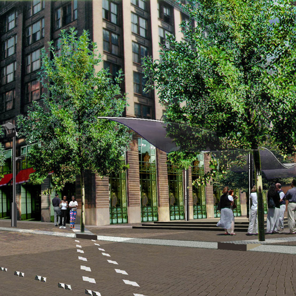 Washington Avenue Loft District Streetscape Plan