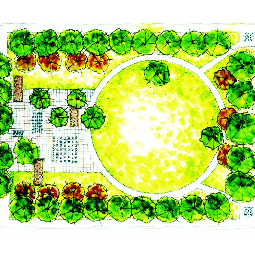 Parkside Parks Conceptual Plans