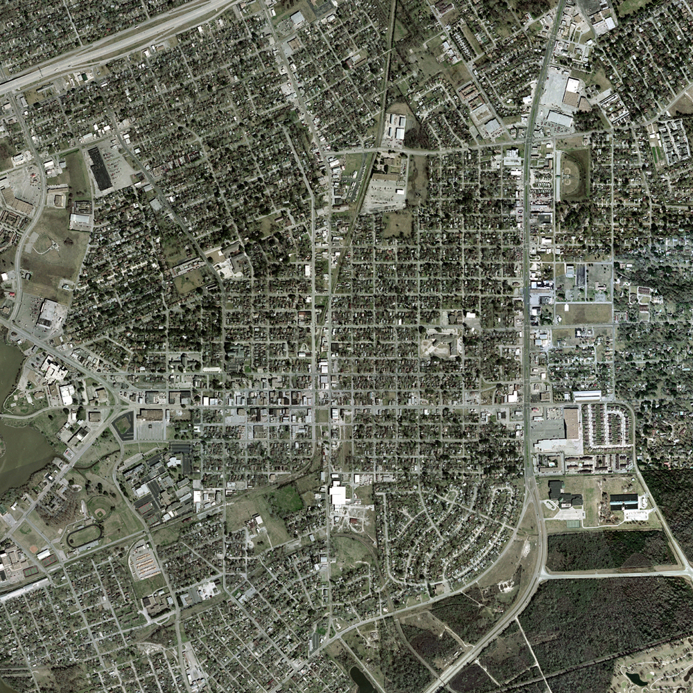 Baytown, Texas Area One Master Plan