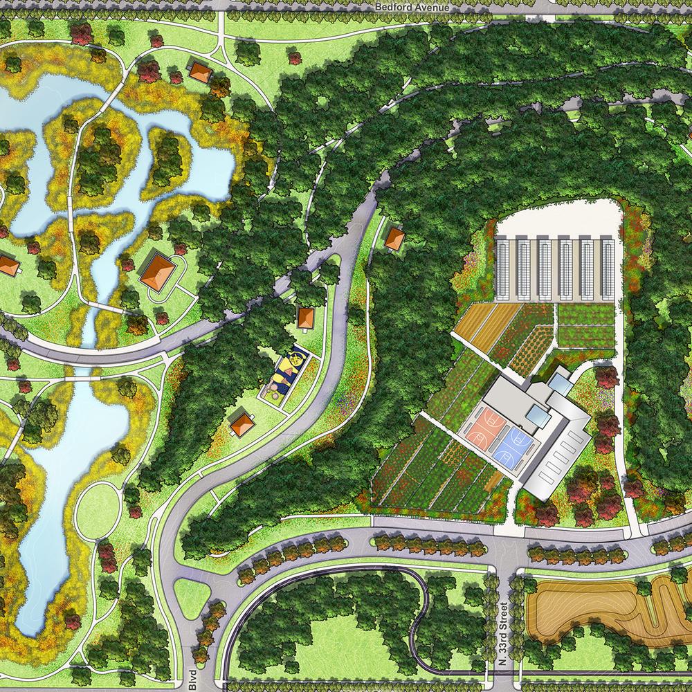 Adams Park Master Plan