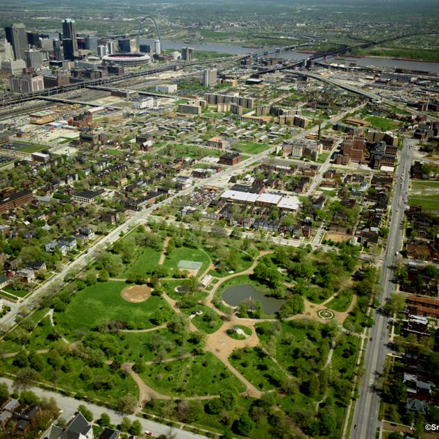 Lafayette Park Master Plan