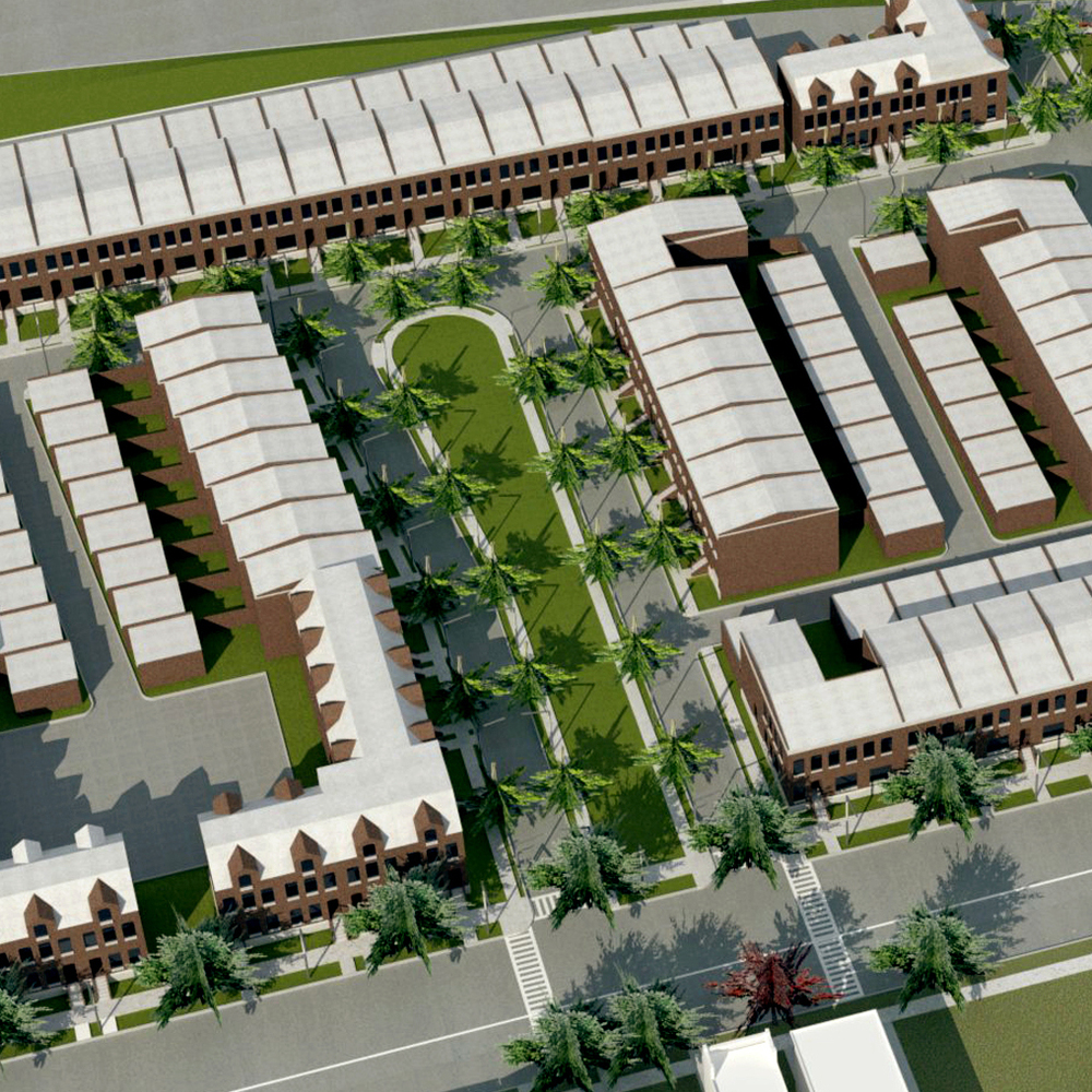 Paramount Site Master Plan
