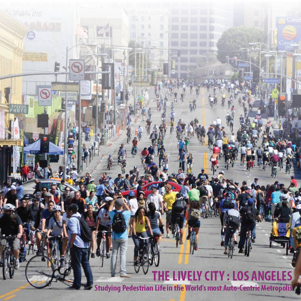 Lively City: Los Angeles