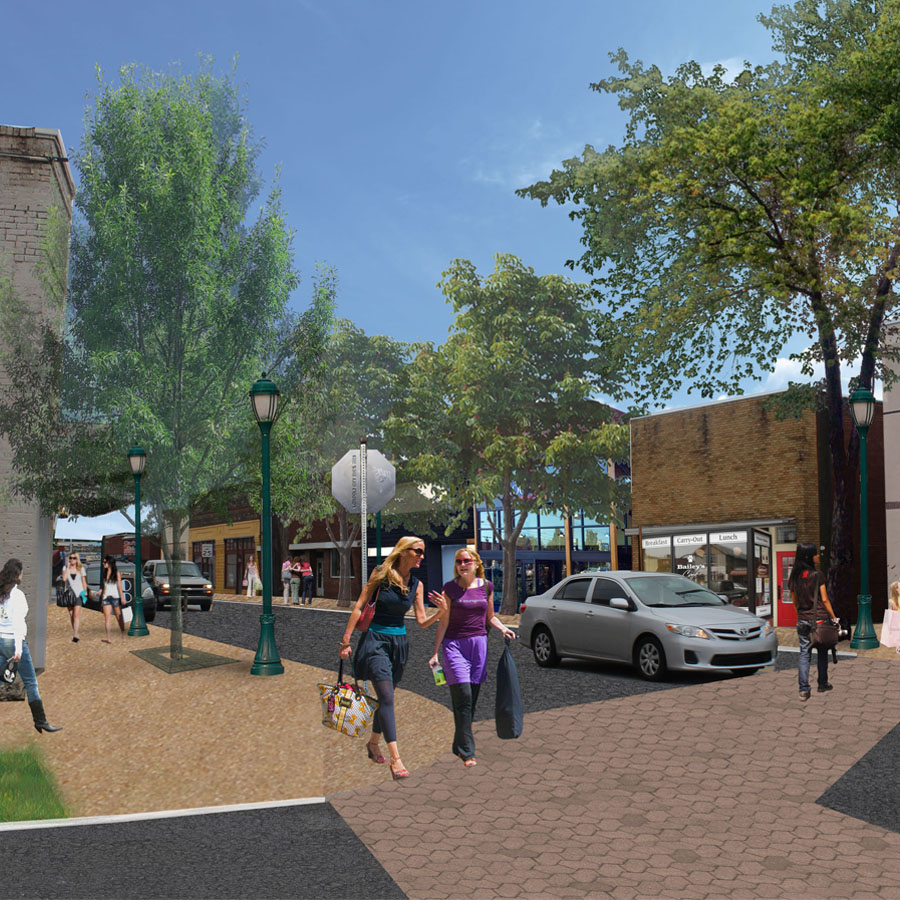 Downtown Springdale Master Plan