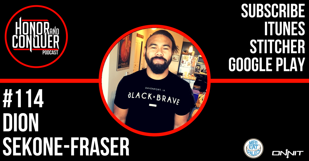 Creating Opportunities | #114 - Dion Sekone-Fraser