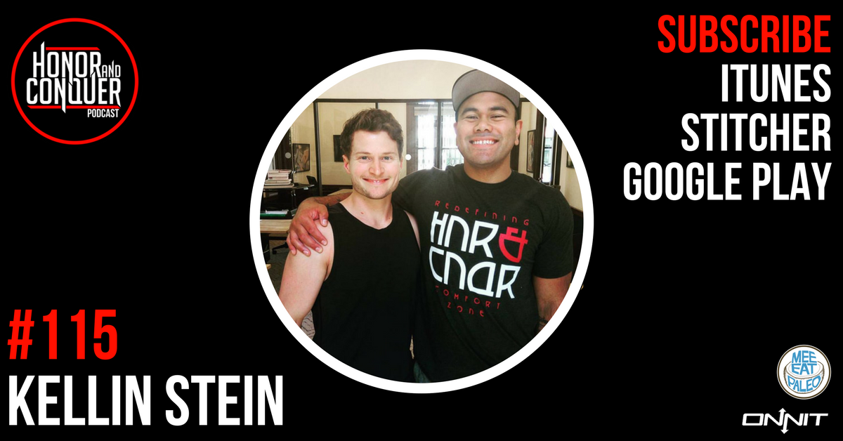 Being in Austin, TX | #115 - Kellin Stein : Host of the Stay Curious Podcast