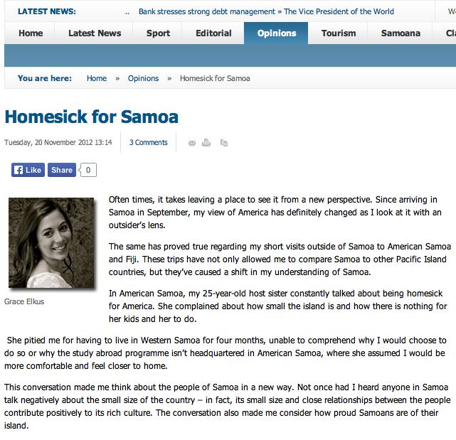 samoa-observer-article