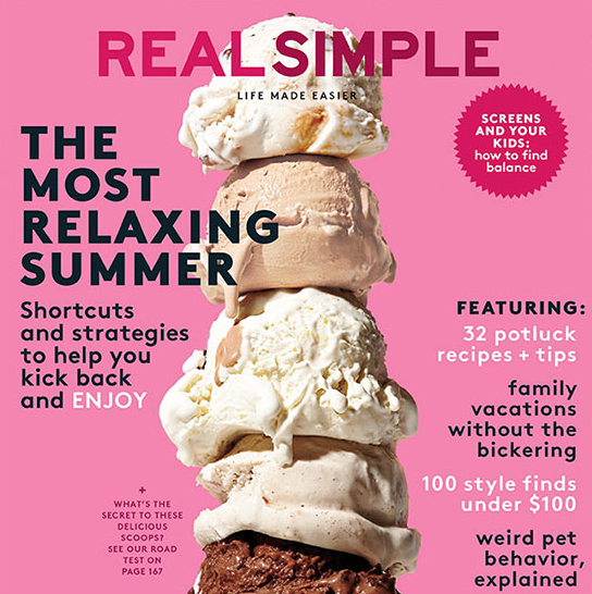 Click through for all Real Simple articles.
