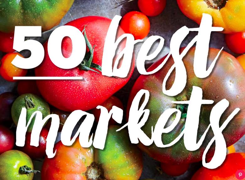 Cooking Light: America's 50 Best Farmers Market