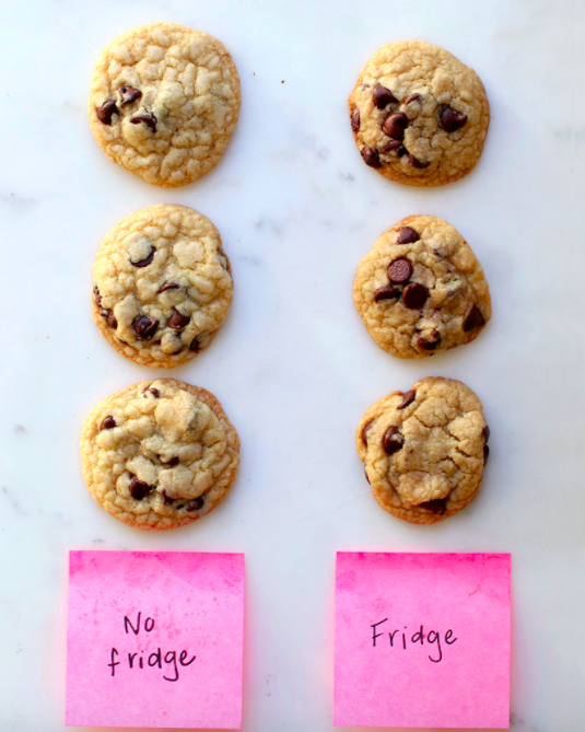 Does Refrigerating Cookie Dough Make a Better Cookie?