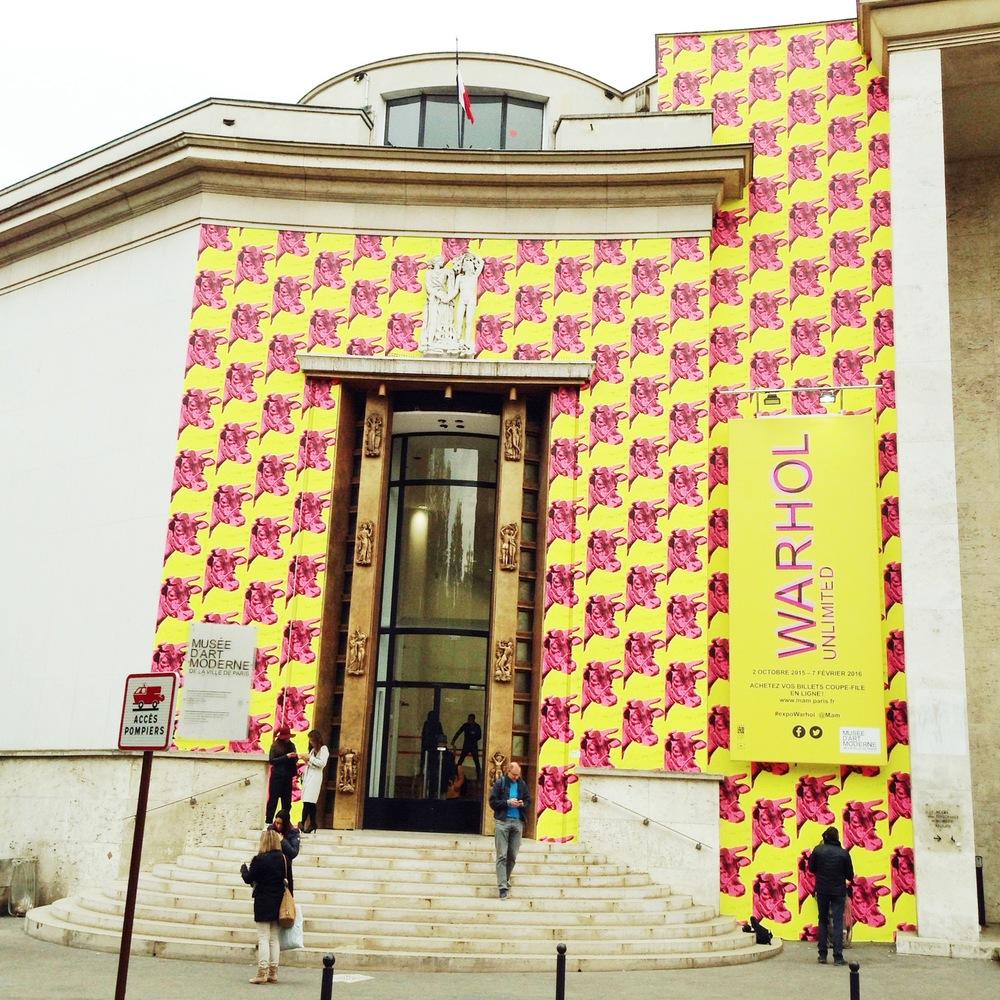 Musée d'Art Moderne - 11, avenue du Président Wilson, Paris