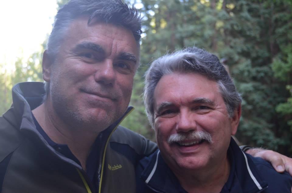 Keith and Gary
