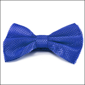 Custom Design Silk or Microfiber Bowties