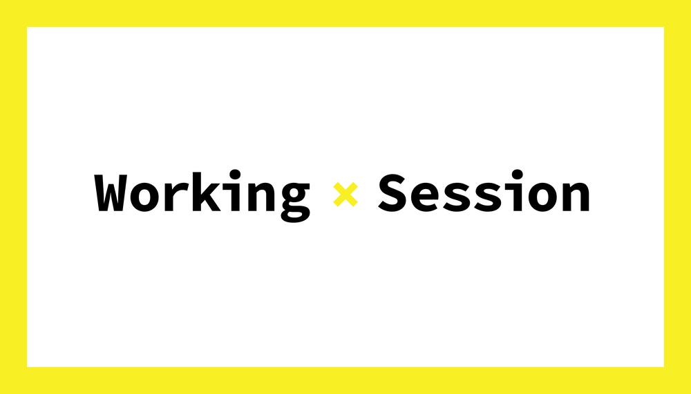 Working Session website image
