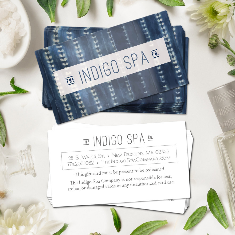 The Indigo Spa Company Gift Cards