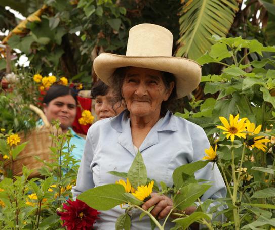 Maria Aurora - Peru