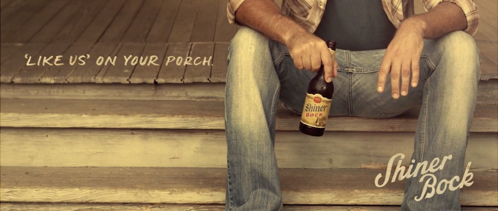 Shiner Bock  — Commercials