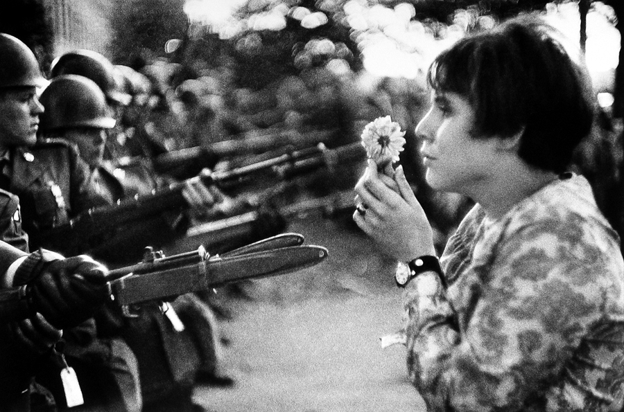 Photo by Marc Riboud, used for educational purposes only