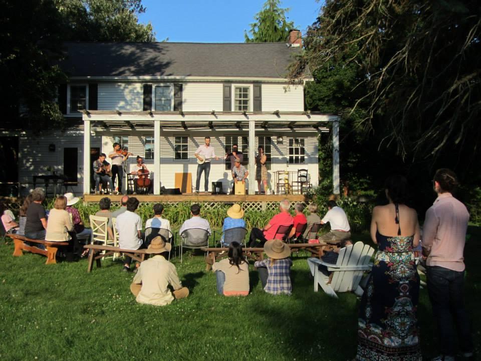 Great Song Farm. Rhinebeck, NY
