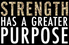 strength has a greater purpose
