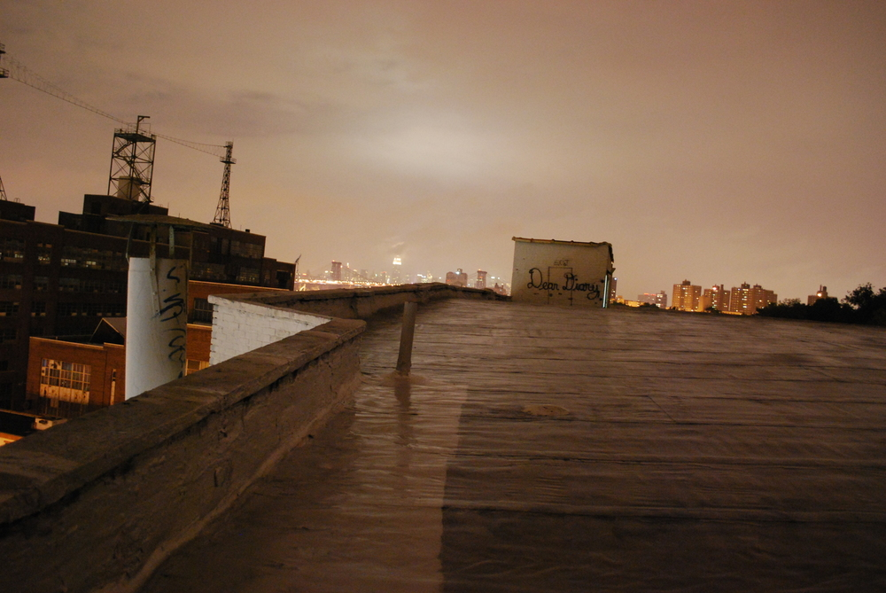 Studio rooftop, 248 Flushing