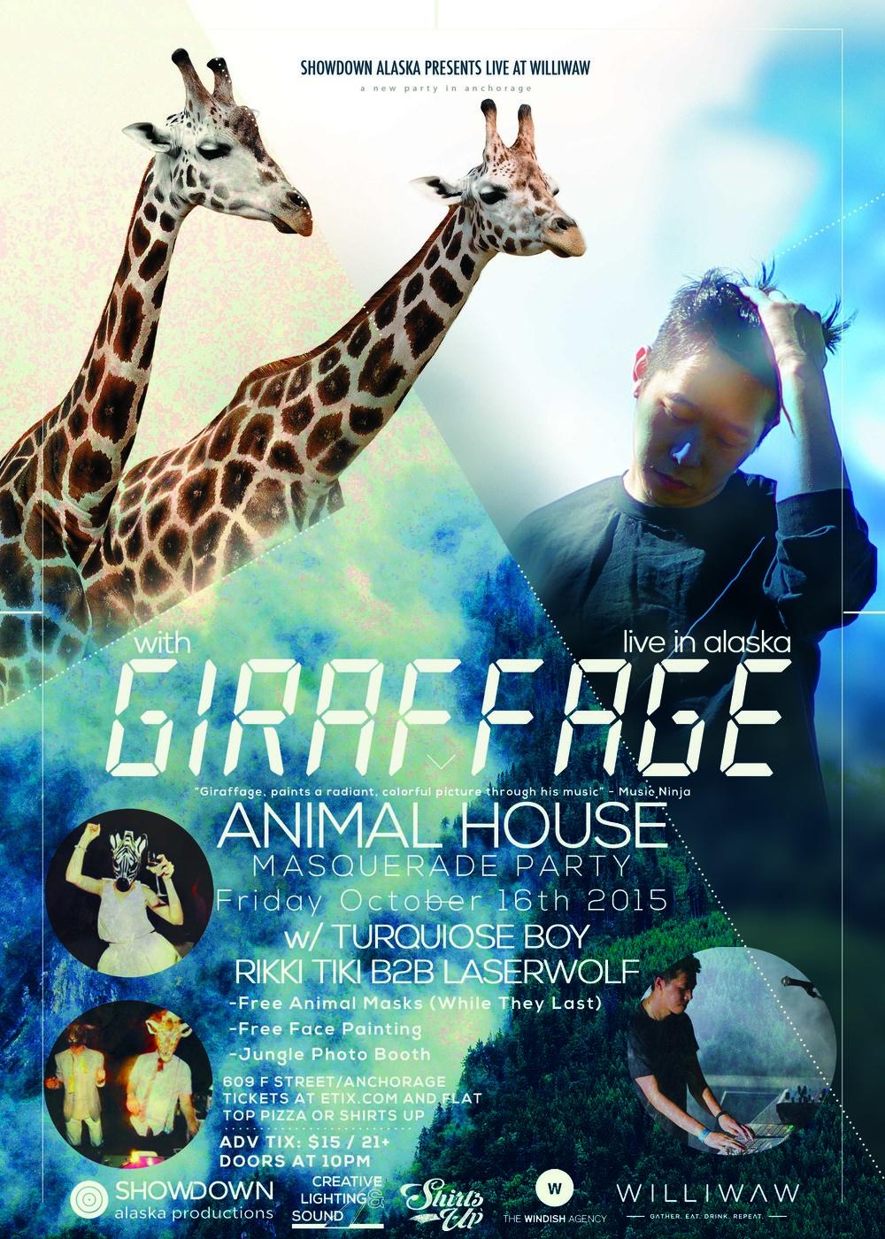 giraffageWilliwaw