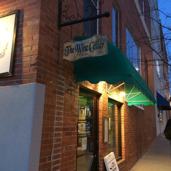 The Wine cellar & Bistro, 505 E. Cherry