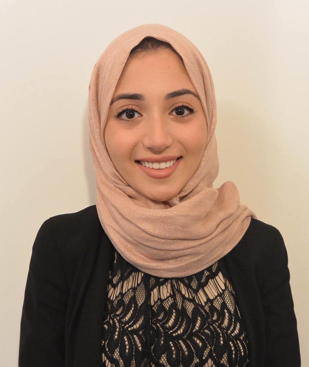 SAJA ALAMI  Research and Evaluation Volunteer