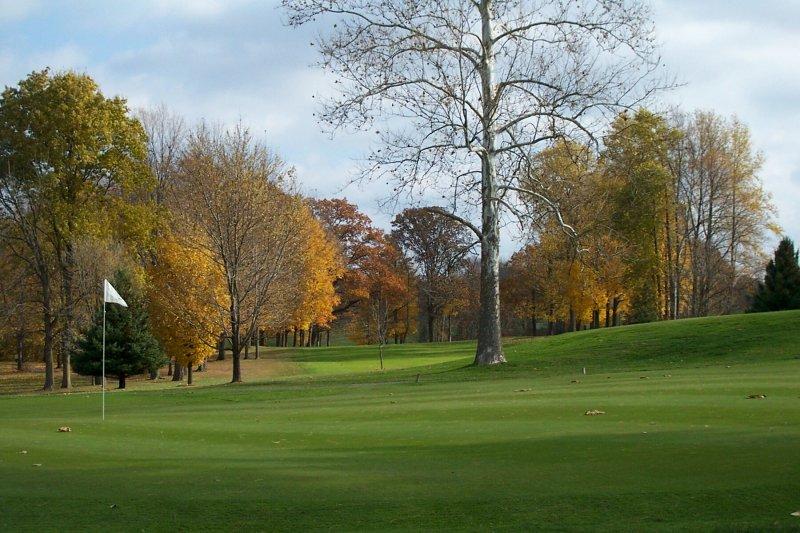 Beautiful November Golf