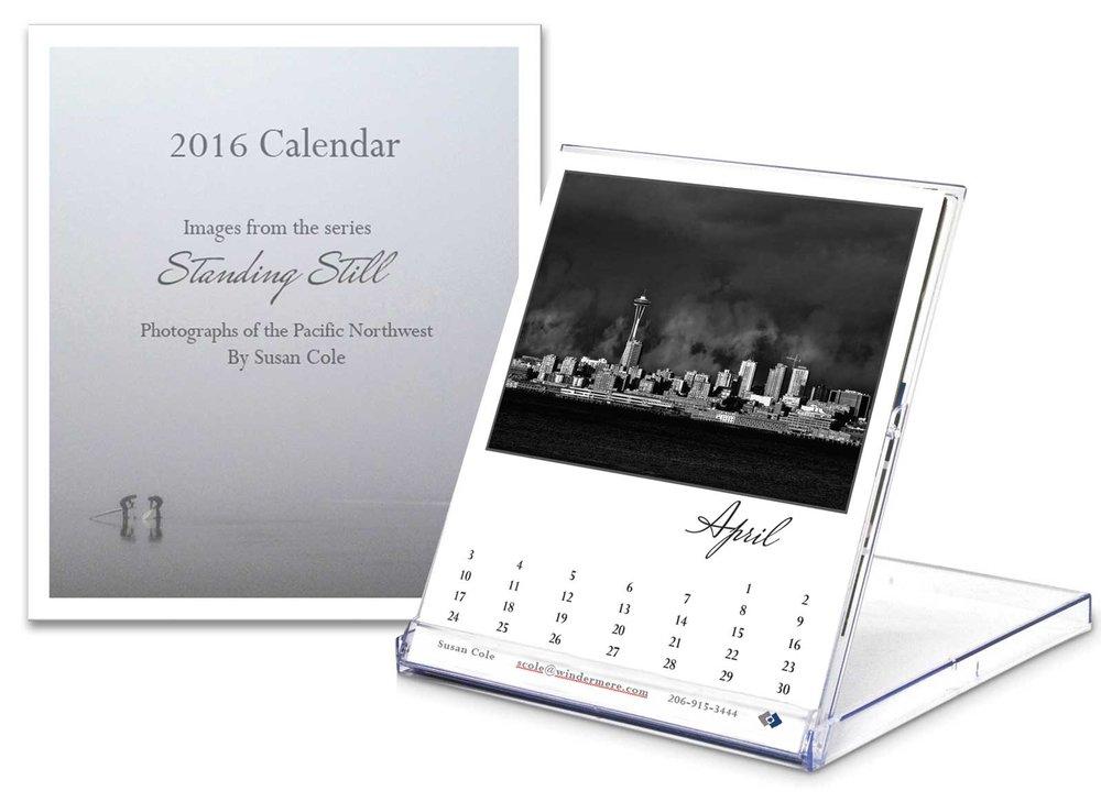 Fun Jewel Case Calendar