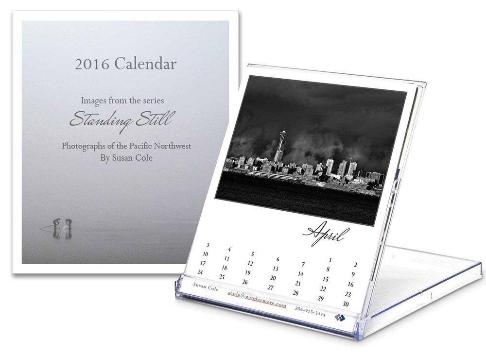 STILL STANDING - 2016 Calendar