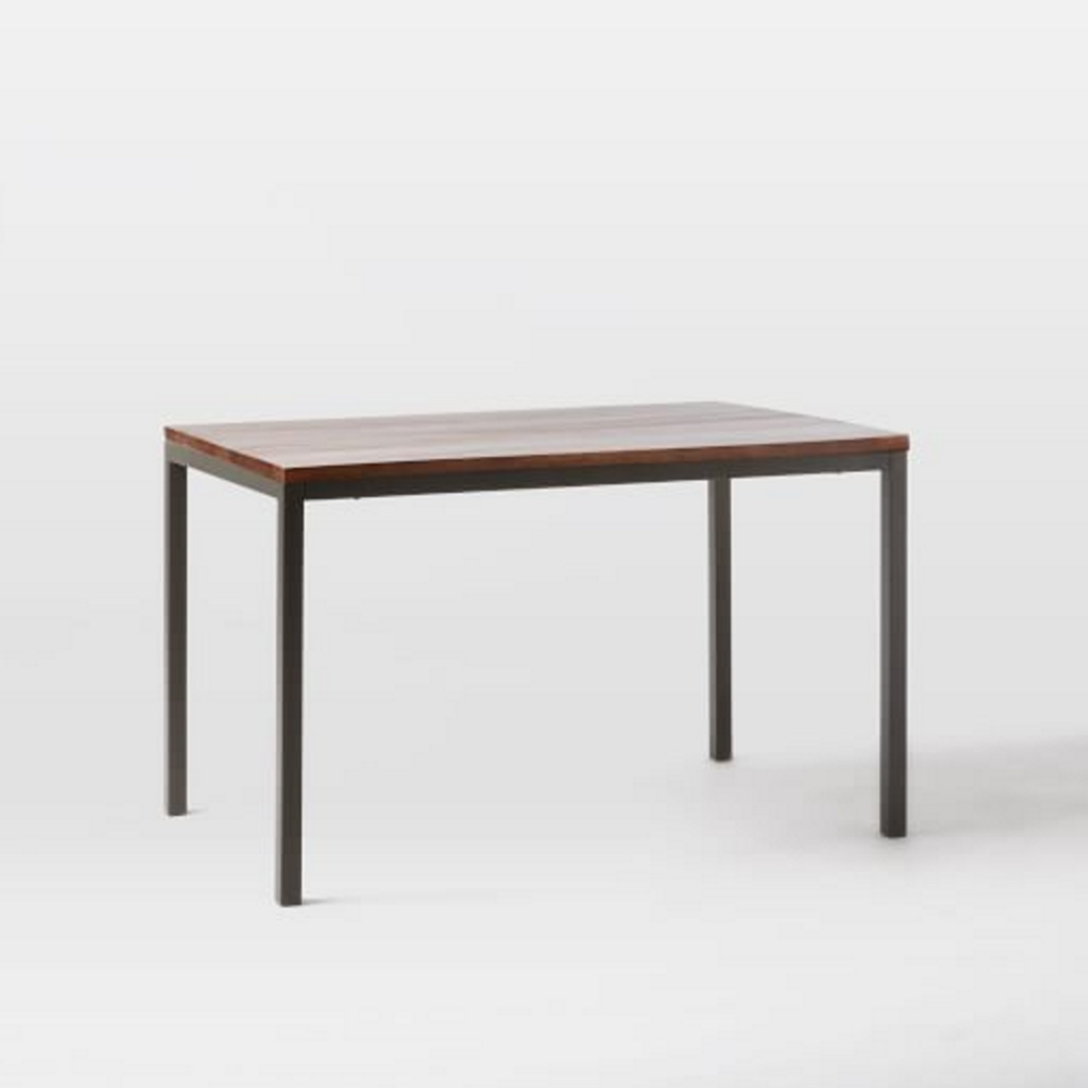 Box Frame Wood Dining Table
