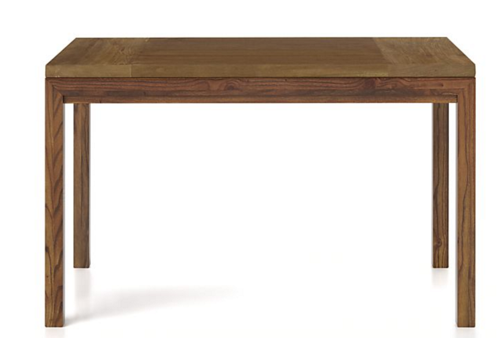 Teak Top Table