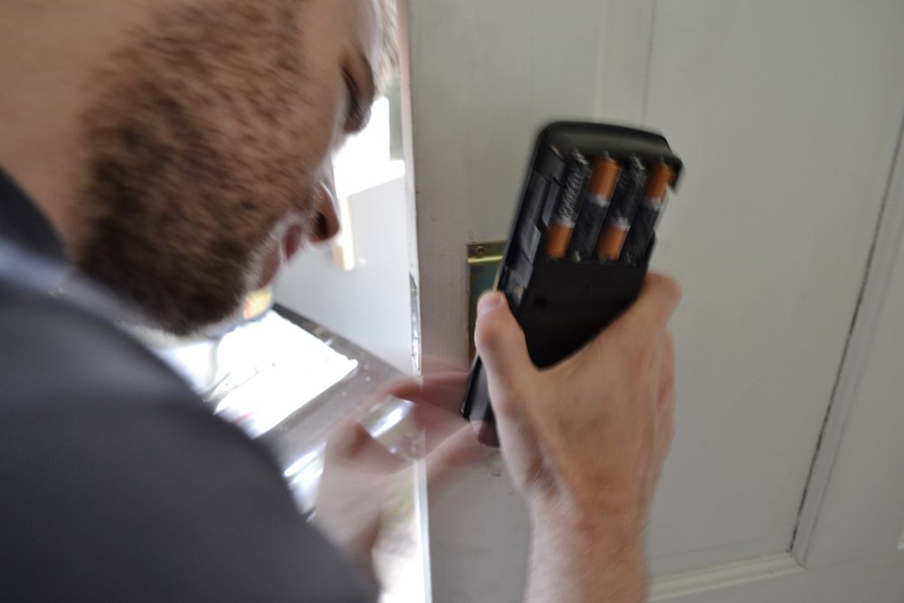 keypad-lock-installation